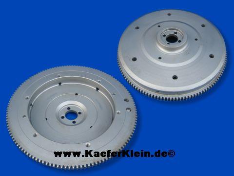 180er, 12-Volt Serienschwungscheibe, orig. VW, made in Germany, 130 Zähne, für 12-Volt Kurbelwellen mit 180er Kupplung