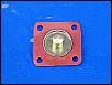 Membran für SOLEX PICT 2/3 Beschleunigungspumpe, NEU
