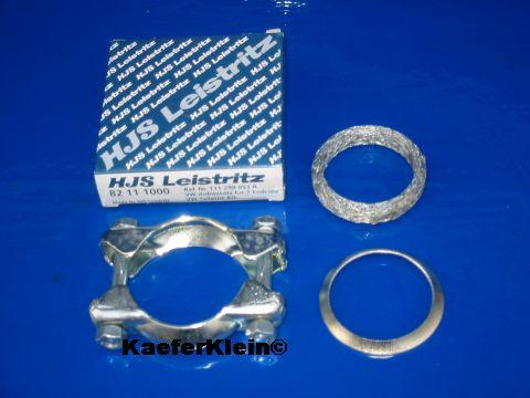 Auspuff Montagesatz, HJS, ASBESTFREI, Teilevergleichsnr. 111298051, NEU