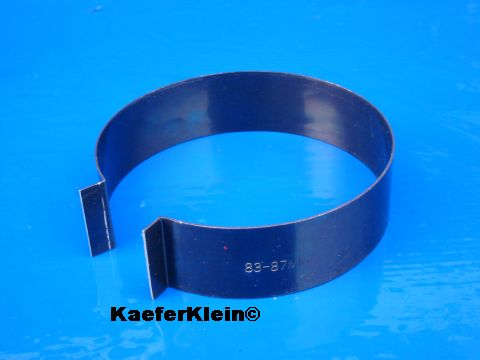 Kolbenringspannband, 83-92 mm, NEU