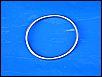 O-Ring für Schwungscheibe, mit Montagehinweis