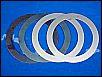 Abstandsscheibe 0,24 mm für Axialspiel