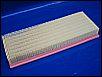 Luftfiltereinsatz Papier, jetzt für kurze Zeit in deutscher Qualität von BOSCH bzw. HENGST, NEU