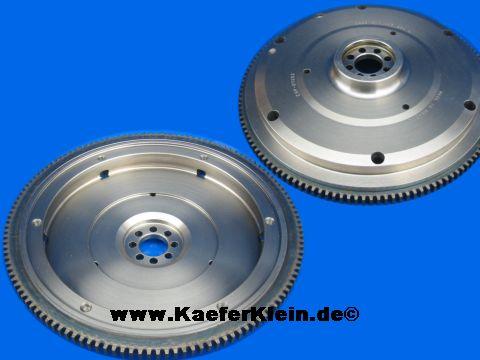 ***PREISKRACHER*** SCHWUNGSCHEIBE / Schwungrad / Schwungmasse, 200 mm, ERLEICHTERT ca. 5,8 kg, für Käfermotor, NEU