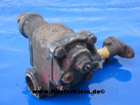 Lenkgetriebe für 12/13/1500er/Mexiko Käfer und Kübel, orig.VW
