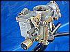Vergaser original SOLEX 30 PICT 3, OHNE Unterdruckanschluss zum Luftfilter, für Gleichstromlichtmaschine, Teilenummer 111.129.029 A, ***Rückgabe Altte