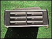 Cassettenablage für Golf 3