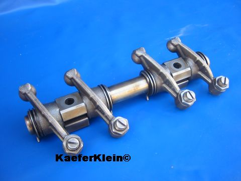 Kipphebel WBX, 4 STCK, OHNE Kipphebelwelle, orig. VW, NOS