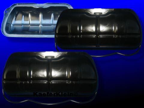 Ventildeckel Serie schwarz, Paar, NEU