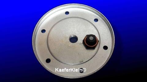 Ölablassdeckel, DICKE Qualität + Ölablaßschraube mit eingearbeitetem Magnet, NEU