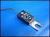 Entstörkondensator, oder Vorwiederstand (keine Ahnung) für Zündspule, 12-Volt, BERU ORIGINALTEIL, Teilenr. 111035267A