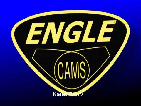 Aufkleber ENGLE Cams