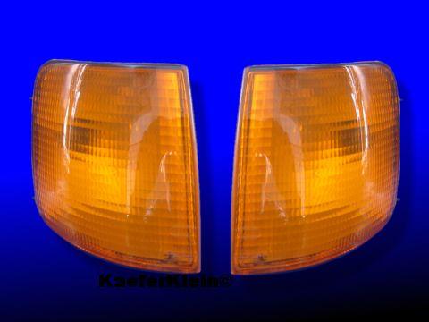 Frontblinker (Paar) gelb für Passat Variant 35i