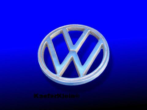 VW-Logo, gebrauchtes Originalteil, Außendurchm. 84 mm, Teilenr. 113852601B