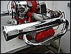 Sport Auspuffanlage NEU, speziell für Trikes u. Buggys