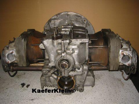 1200er Rumpfmotor