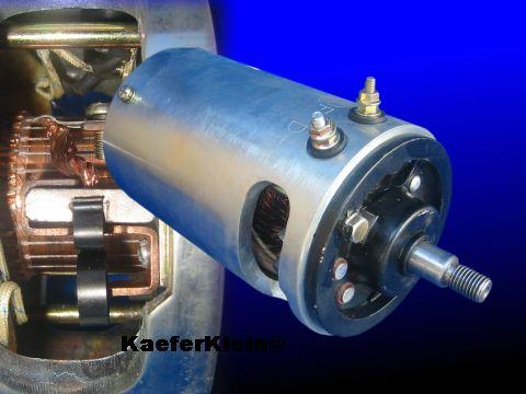 Gleichstrom 12-Volt Lichtmaschine 30 A, NEU