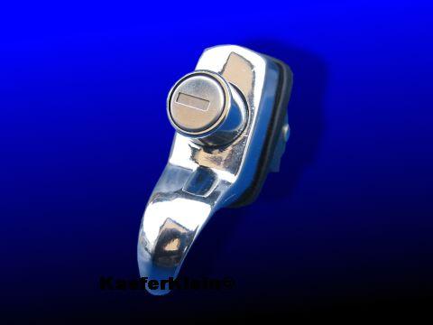 Heckklappenschloß, 3-Pkt Befestigung, OHNE Schlüssel