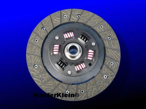 Kupplungsscheibe / Mitnehmerscheibe, 215 mm, für z. B. Bus Kupplung / Druckplatte, NEU