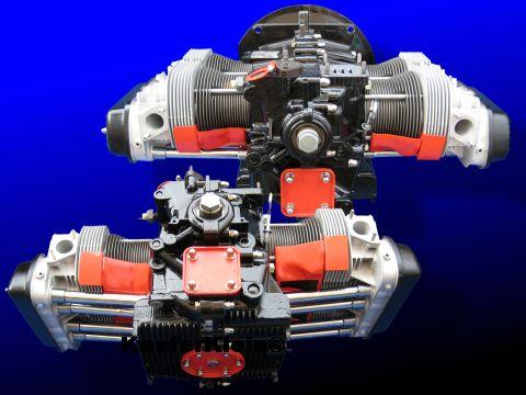 Wunschmotor (Rumpf) 1776/1835 ccm, nach Kundenwunsch NEU aufgebaut