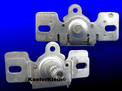 Zahnrad-Platte für Fensterkurbel-Mechanismus orig. VW, orig. VW Teilenr. 111837021B, NEU