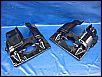 Zylinderbleche für 30 PS Motor, Paar, Originalteile