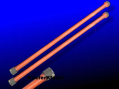 Drehstäbe Schräglenker, 22mm 675 lang, Paar