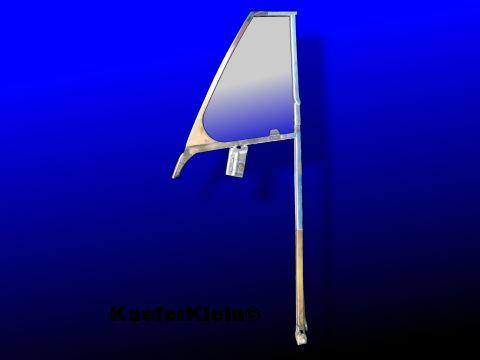 Dreieckausstellfensterrahmen OHNE Glas, Cabrio, Beifahrerseite
