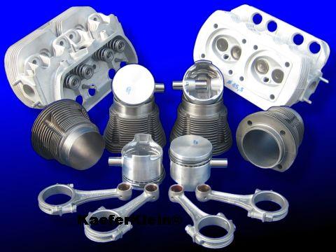 12/1500er Motor Umbausatz ***+10PS*** (Bericht in der VW-Speed)