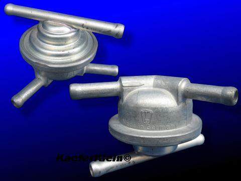 Absperrventil für Kraftstoffzulauf, Teilenr. 113127405A, orig. PIERBURG, made in Germany, NEU