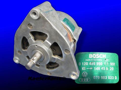 Lichtmaschine BOSCH, made in Germany, für Bus, Bj. 80-85, CT-Motor