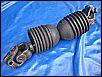 Kreuzgelenk, bzw. Gelenkwelle incl Staubschutzkappen für VW Käfer 1302/03er Lenkgetriebe