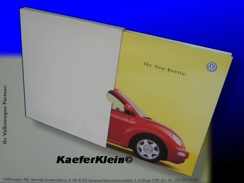 New Beetle Werbebuch, NOS