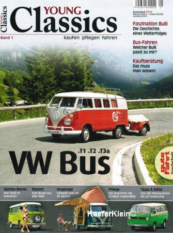Magazin, Gute Fahrt, Sonderheft, Young Classics, Band 1, (Erstausgabe), NEU