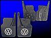 Spritzlappen Typ3, orig. VW, Paar