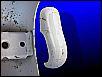 Stoßstangenhorn grundiert, bis Bj 67, orig. VW-Teil, NOS