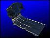 Luftleitbleche 2-teilig unter den Stößelschutzrohren, Beifahrerseite, speziell für 1200er Motoren
