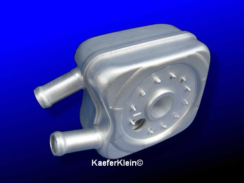 VW Bus T3 Ölkühler für alle WBX und TD, NEU