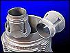 1500er Kolben / Zylinder, orig VW, made in Germany, 83,0 mm, einzeln. Teilenr.: 311 101 301 D