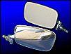 Rückspiegel außen, Fahrerseite, kurzer Arm, orig VW, Teilenummer 311/2-857501-2c