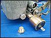 Verschlußschraube für Serienvergaser Schwimmerkammer, orig. SOLEX
