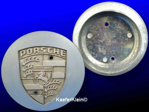 Nabenkappe für Porsche C2-Felgen, NICHT aufgearbeitet, EINZELSTÜCK