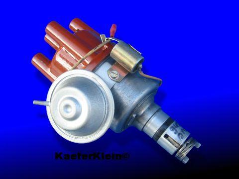 Zündverteiler, Bosch, 043905205L, made in Germany, mit kleiner Unterdruckdose, (Durchm. 66 mm), für T2 VW Bus