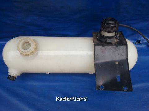 Halteblech für Wischwasserbehälter orig VW Bus Teilenummer 211955453B
