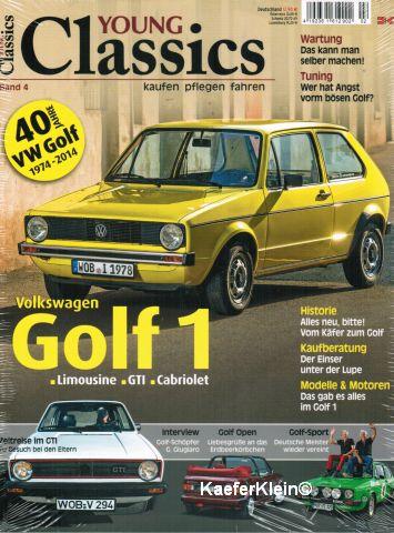 Magazin, Gute Fahrt, Sonderheft, Young Classics, Band 4, (Erstausgabe), NEU