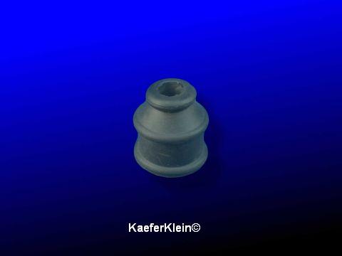 Gummikappe zur Abdichtung der Zündkabel auf der Verteilerkappe, orig. Teil, VW Teilenr 111905429B