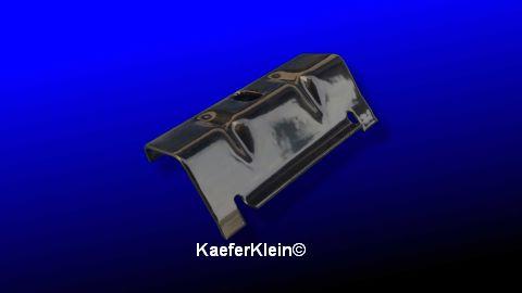 Batteriehalteblech für VW Käfer, usw., orig VW Teil, made in Germany