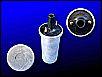 12-Volt, VW / LUCAS, Zündspule, made in Germany, Teilenr. 043905115, EINZELSTÜCK