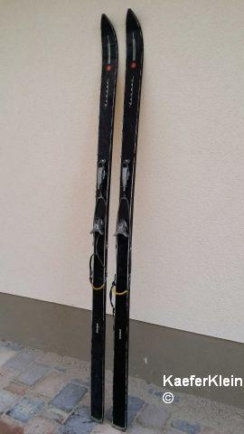 Schifoan, Holzskier für Eure Dachterasse (Dachgepäckträger)