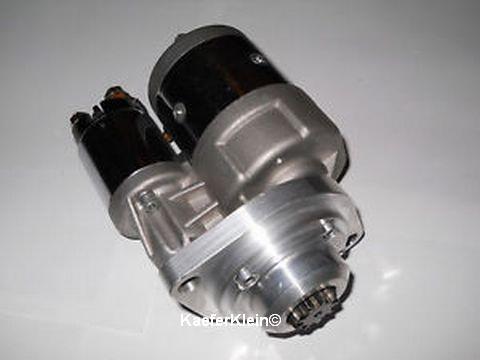 High Performance Tuning Anlasser, 12-Volt, 1,5 KW, passend für Typ 1 u. Typ 4 Motoren, NEU